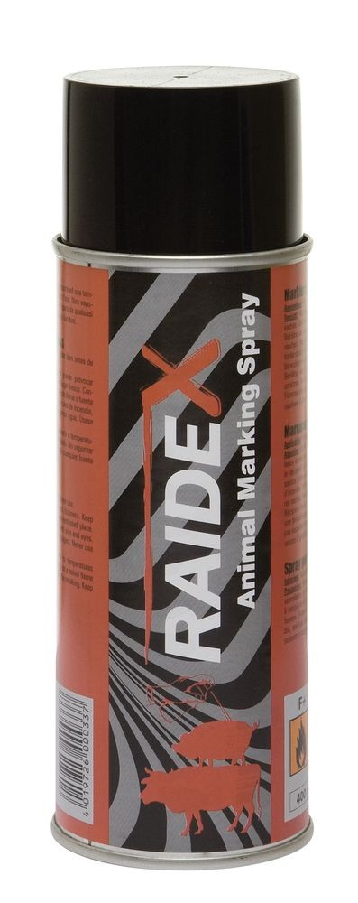 Cattle Breeding and Cattle Farming Animal Identification Marking Spray RAIDEX