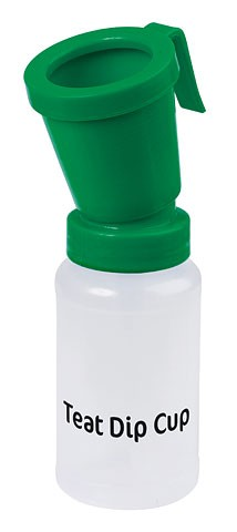 Udder Disinfection Dip Cup Standard