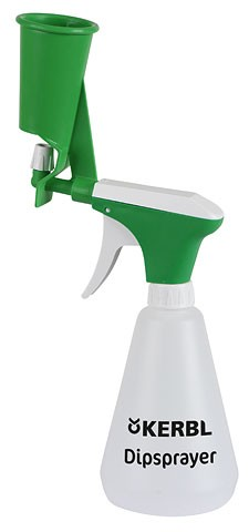 Udder Hygiene Udder Disinfection Dip-Sprayer with Upper Cup