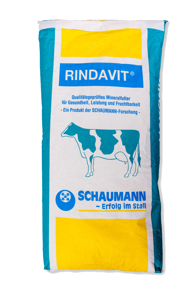 RINDAVIT VK The product for dry cows you can rely on!