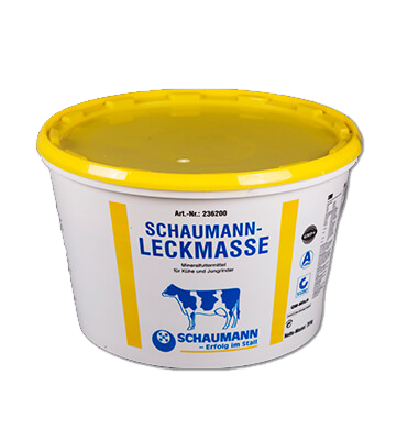 LECKMASSEN For a secure mineral supply